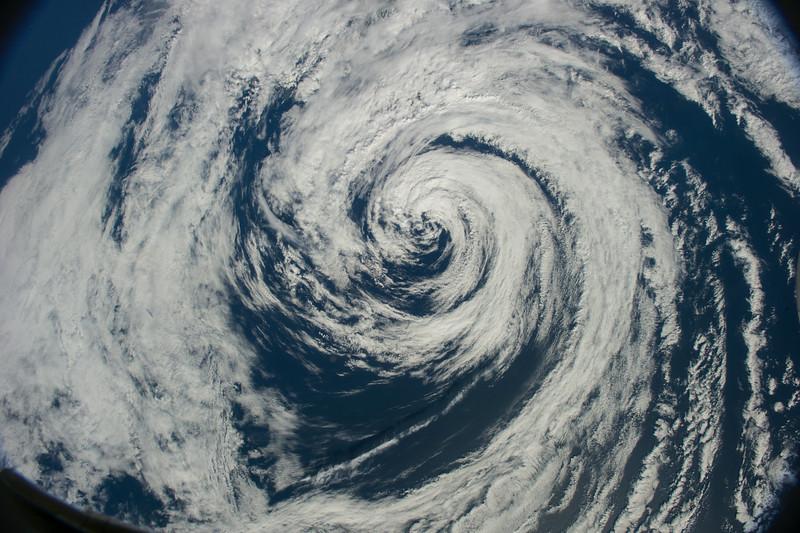 Tropical Cyclone - Aug 25, 2014