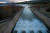 Trasvase de la Pantaneta al Pantano de los Bermejales 2010