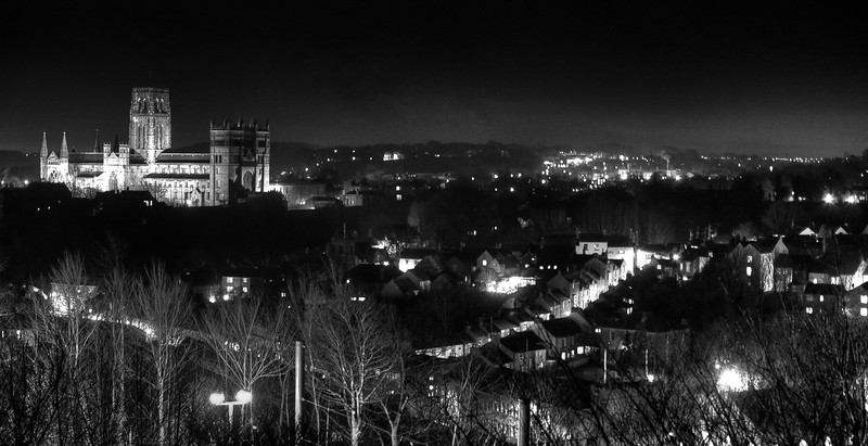 Durham by Night