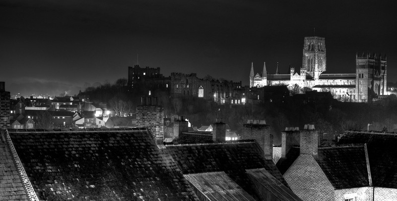 Durham City by Night