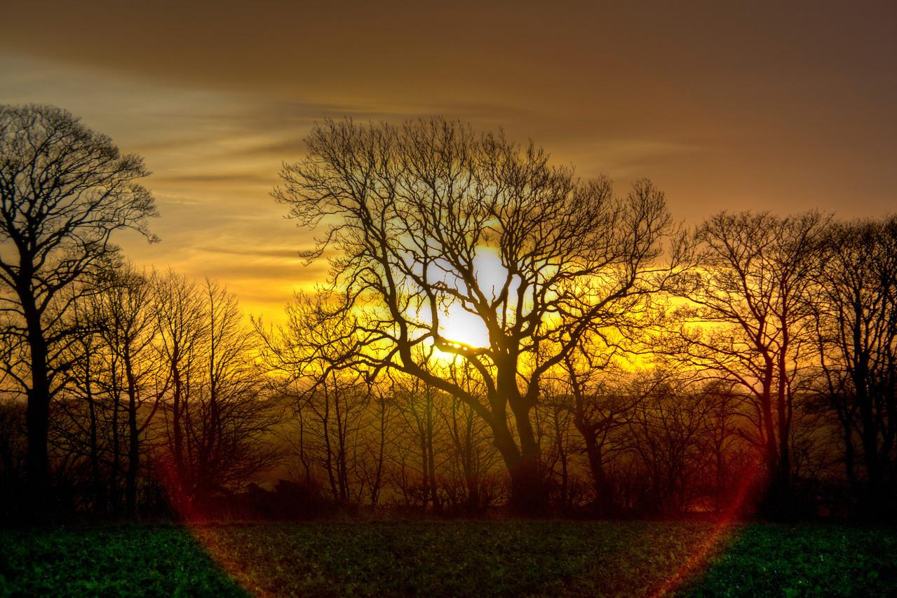 Devils Dyke Sunrise