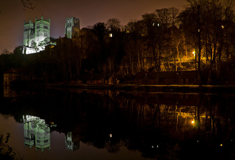 Durham Cathedral Reflections