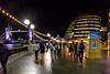 Walking to Tower Bridge