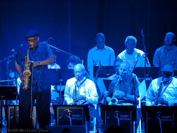 Bobby Watson at Prairie Village Jazz Festival 2013  DWA_6386