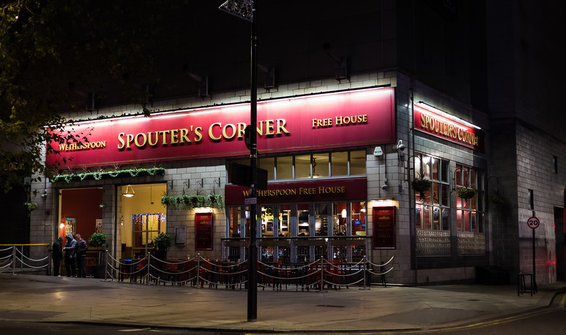 Spouter's Corner