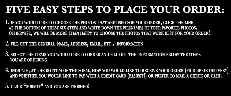 no packagees Ordering Steps4