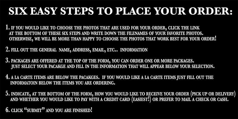 Ordering Steps4