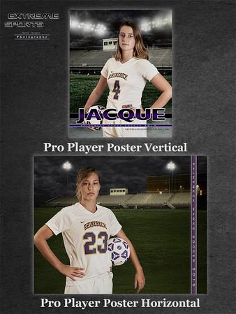 girls soccer pro