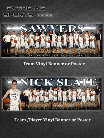 Extreme Sports Sample Pics for Smugmug team teamplayer saug basket