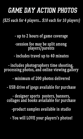 Sports Action Shots