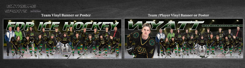 Extreme Sports Sample Pics for Smugmug team teamplayer FDR ice hockey