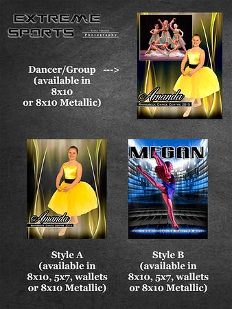 Extreme Sports Sample Pics for Smugmug team Dance4