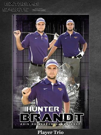 Golf trio sample