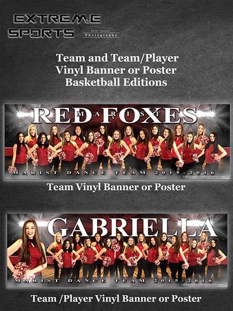 Extreme Sports Sample Pics for Smugmug team teamplayer marist basket