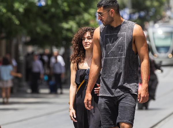 Israeli Couple
