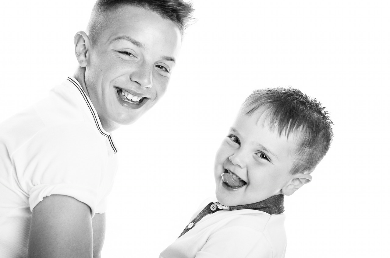 Childrens photography in County Durham