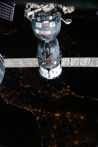 Reid Wiseman @astro_reid  May 31 Sleep tight in northern Italy!