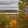 Fall View of Illinois River   _D751685