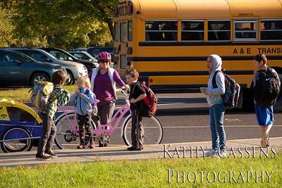 Walk and Bike to School Day_0091