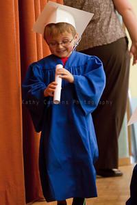 Kindergarten Gradution 2009_0111