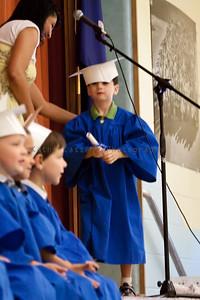 Kindergarten Gradution 2009_0092