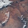 Reid Wiseman @astro_reid  Oct 20 The western #USA always makes for some amazing #EarthArt
