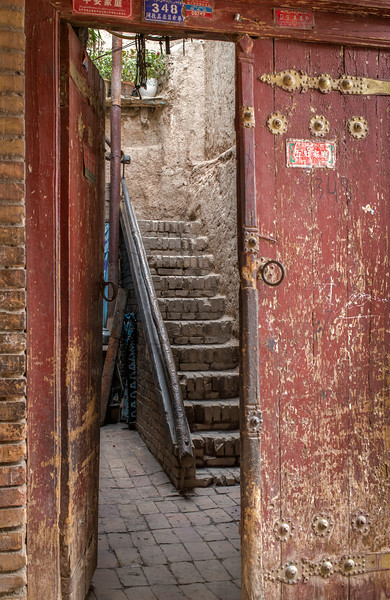 Old Town, Kashgar, China