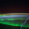 Caption by Space Station Academy student: This is a picture of the Aurora Australis over the Indian Ocean.<br /> The significance of this photo is trying to see how a wonder such as the Aurora Australis came into being.  There are many legends surrounding it and scientists are trying to gain another perspective from space.