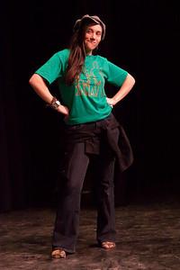 Gina Leonaggeo in Everyman