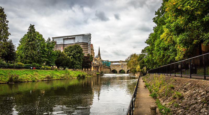 Along the River Avon