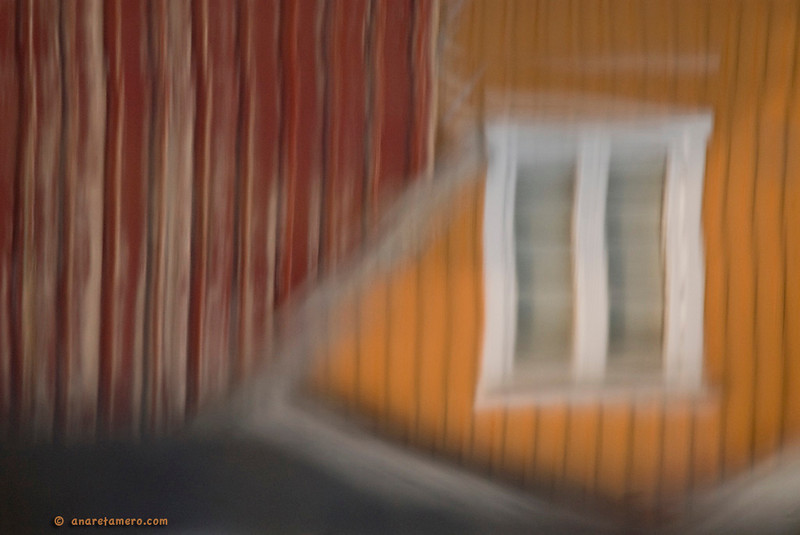 Reflejo de ventana