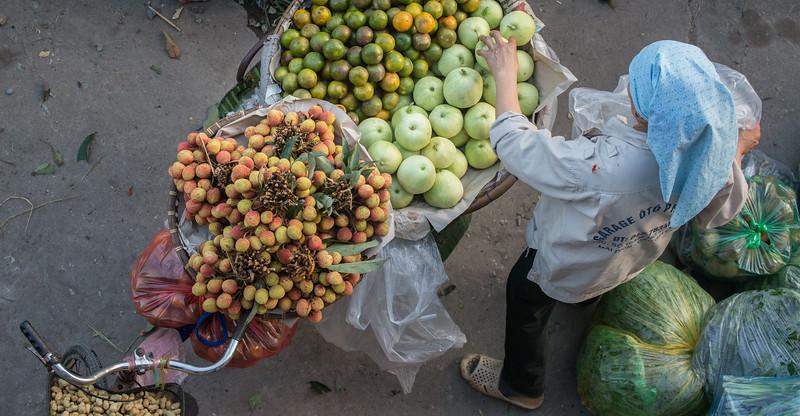 Long Bien Market, Hanoi, Vietnam