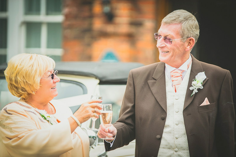 Bowburn Hall wedding