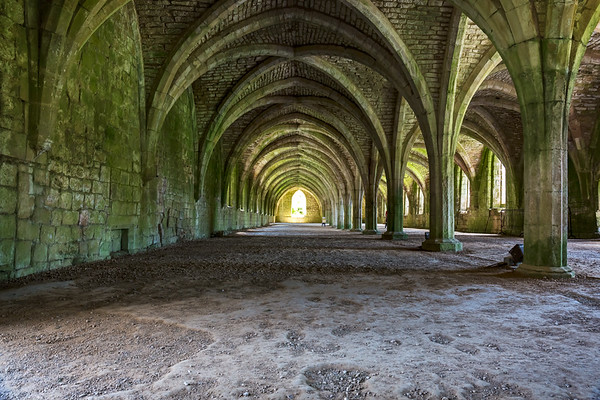 Fountains Abbey 2016