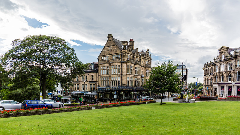 Bettys Cafe Tearooms, Harrogate