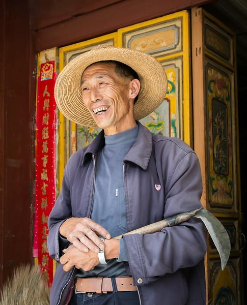Zhou Cheng, China