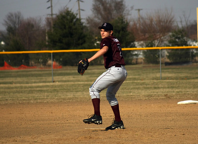 HHS Baseball Vs Macomb 3-23-2009