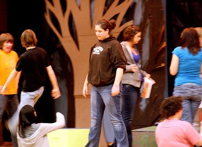 Into the Woods, Practice Photos
