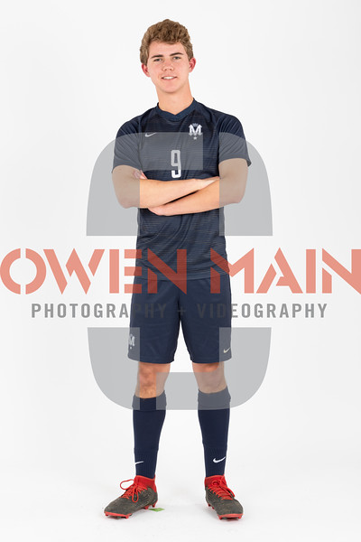 MCP Men's Soccer Marketing Photos