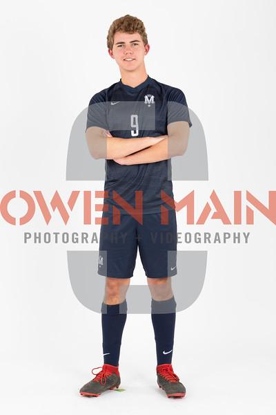 MCP Men's Soccer Marketing Photos