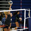 Mission Prep volleyball hosted St Joseph. Photo by Owen Main 9/3/19