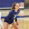 Mission Prep hosted Nipomo in the first volleyball match of the 2018 season. 8/14/186:02:26 PM <br /> <br /> Photo by Owen Main