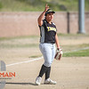 5/1/183:33:30 PM --- San Luis Obispo High School JV Softball played a game against Pioneer Valley High School.<br /> <br /> Photo by Owen Main / Fansmanship.com