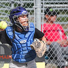 5/1/183:34:43 PM --- San Luis Obispo High School JV Softball played a game against Pioneer Valley High School.<br /> <br /> Photo by Owen Main / Fansmanship.com