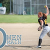 5/1/183:33:03 PM --- San Luis Obispo High School JV Softball played a game against Pioneer Valley High School.<br /> <br /> Photo by Owen Main / Fansmanship.com