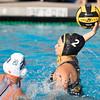 San Luis Obispo High School took on Atascadero High School in Water Polo at Sinsheimer Pool in San Luis Obispo, CA. Photo by Owen Main. 10/16/18
