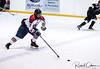 #17 3rd Star Nathan Lyndon streaks down ice