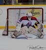 31 Goaltender Michael Hurdle of Grand Falls -Windsor Newfoundland
