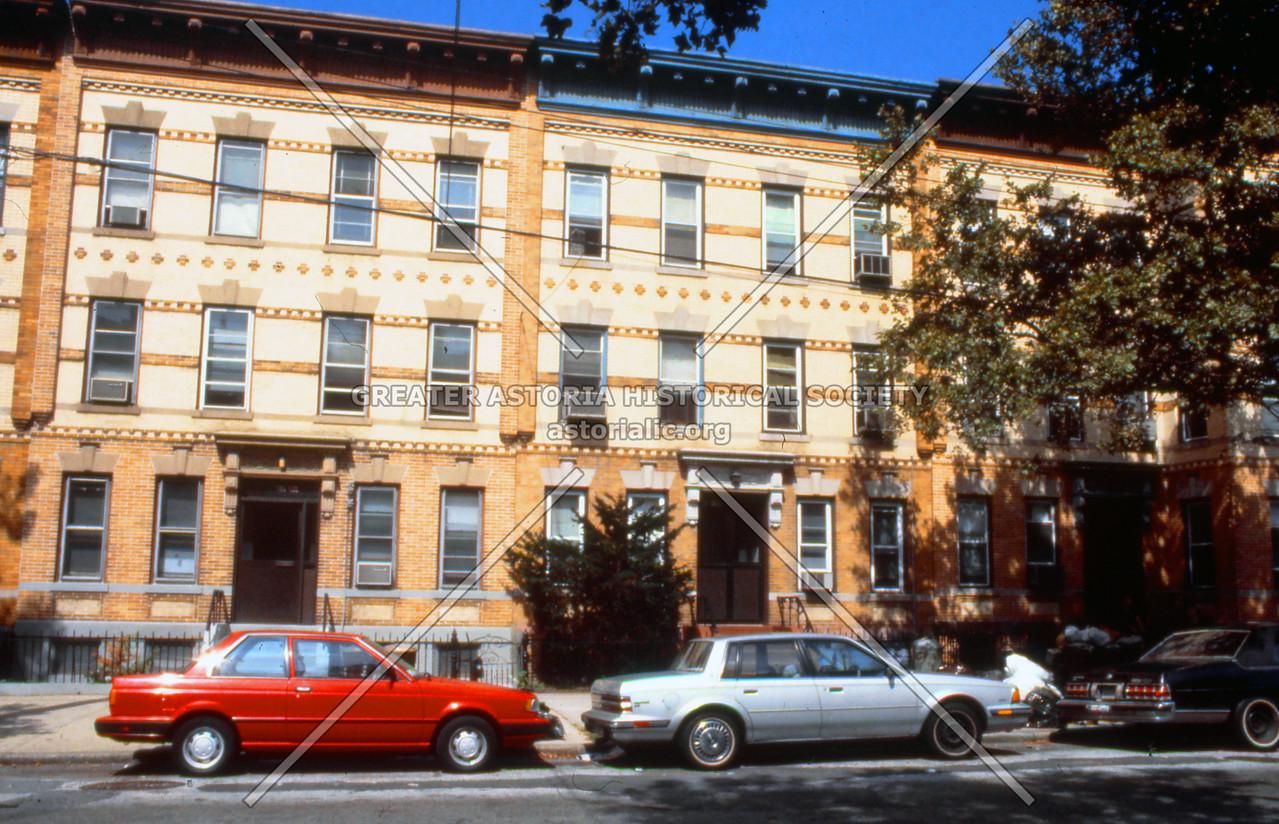Mathews Model Flats, Skillman Avenue