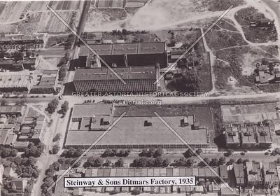 Steinway Ditmars Factory 1931